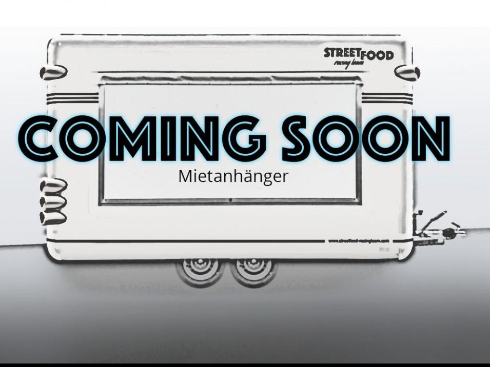 Mietanhänger coming soon